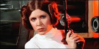 Comment s'appelle l'actrice de la princesse Leia ?