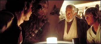 Comment s'appelle le bar dans lequel Ben Kenobi et Luke rencontrent Han Solo ?
