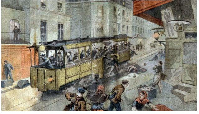 Historique : Paris, le 23 janvier 1914. Le funiculaire de Belleville déchaîné sème la panique dans le faubourg du temple. Un miracle, dix blessés. Quelle est l'origine de cet accident spectaculaire en plein Paris ?