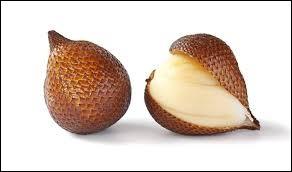 Et ce fruit, c'est le :