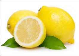 Un fruit peut-être un peu acide, le/la...