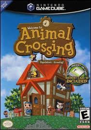 """Général - Quelle est l'année de sortie du premier """"Animal Crossing"""" ?"""