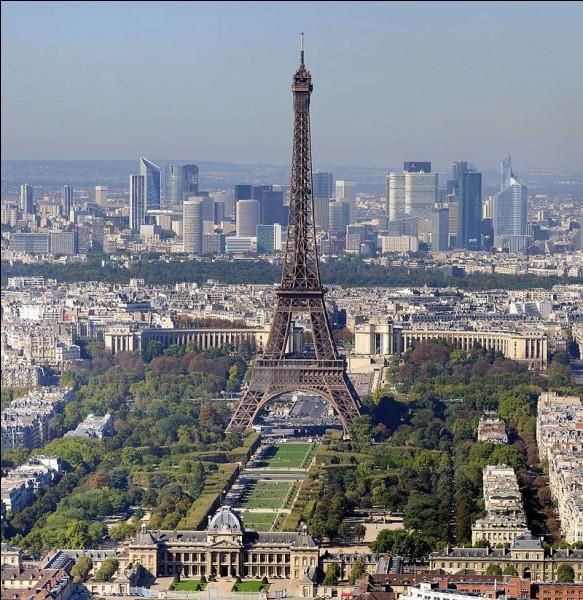 De quel pays Paris est-elle la capitale ?