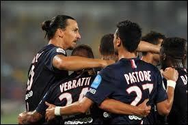 """Lequel de ces joueurs de foot ne joue pas au """"Paris Saint-Germain Football Club"""" ? (novembre 2016)"""