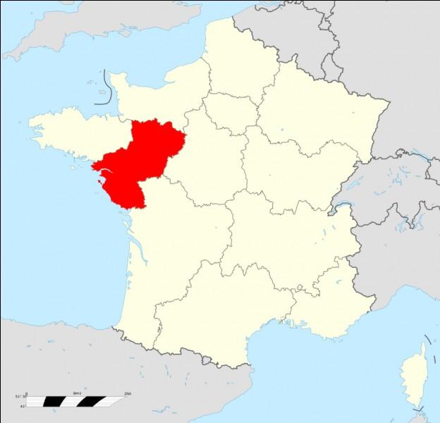 Lequel de ces départements n'est pas dans les Pays de la Loire ?