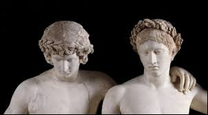 Dans la mythologie grecque, quelle est la particularité des jumeaux Castor et Pollux ?