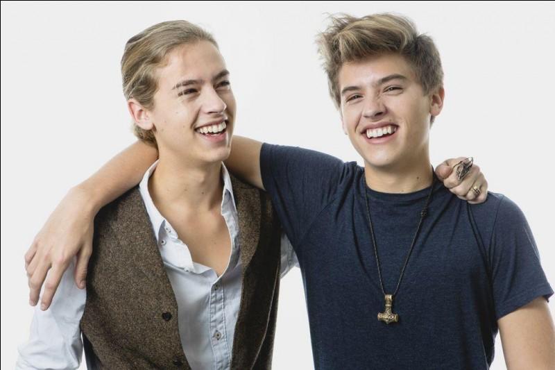 Dans quelle série n'a-t-on pas pu voir les jumeaux Cole et Dylan Sprouse ?