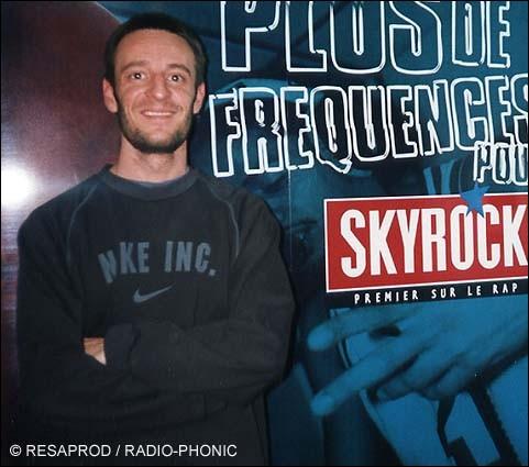 Avant Skyrock, sur quelle radio Difool s'est-il fait connaître ?