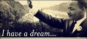 """A quel grand homme doit-on le fameux """"Je fais un rêve"""" (""""I have a dream"""") en 1963 ?"""