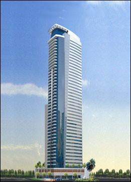 """Dans quelle ville est située cette tour résidentielle d'une hauteur de 210 mètres et composée de 52 étages, appelée """"Le Rêve"""" ?"""