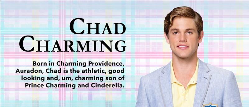 Qui sont les parents de Chad ?