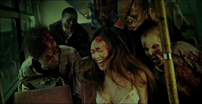 Ton mari ou ta femme se fait attaquer par un zombie, que fais-tu ?