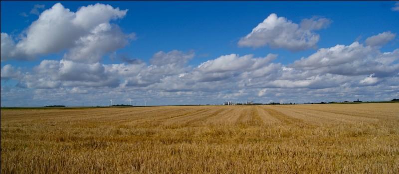 Où situez-vous la région agricole de la Beauce ?