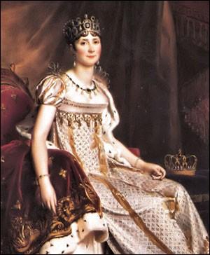 Joséphine de Beauharnais, la première épouse de Napoléon 1er, était née en 1763 en...