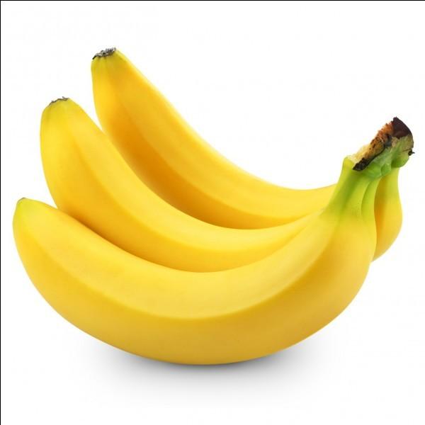 C'est la fête de la banane !