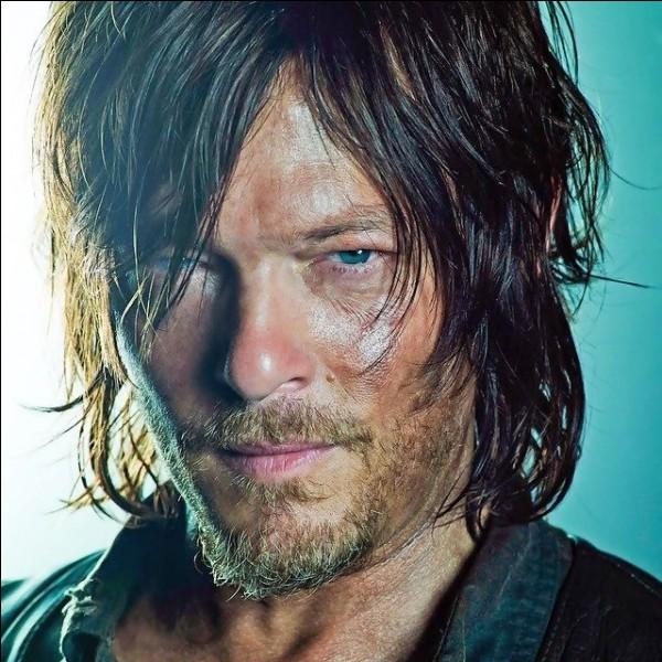 Quelle est l'arme de Daryl ?