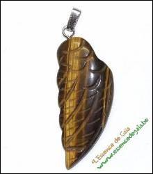 Pourquoi des légionnaires romains portaient-ils des amulettes d'une pierre appelée « Œil-de-tigre » ?