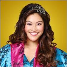 Qui est la fille de Mulan et Shang ?