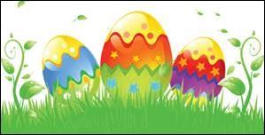 Qu'y a-t-il après un œuf de Pâques ?