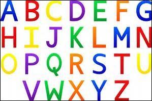 Quelle lettre hésite ?