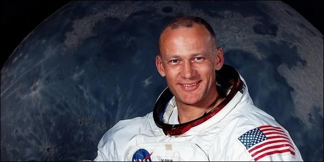 Quel est le surnom d'Edwin Aldrin ?