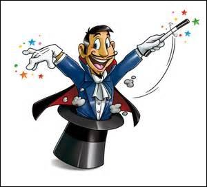 Quel est le comble du magicien ?