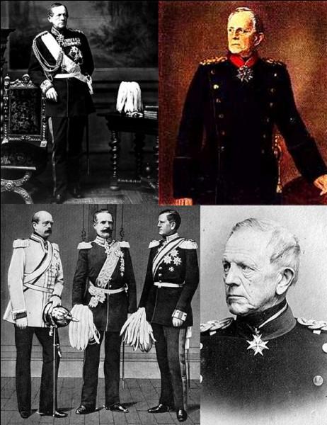 Guerre de 1870 : Cet Allemand commença sa carrière pour le Danemark. Ensuite, il rejoint l'armée prussienne. Il fut le bourreau de Napoléon III lors de la guerre franco-prussienne de 1870. Son neveu nous reposa de gros soucis en 1914 !Qui est cet officier ?