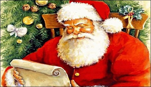 As-tu commandé tes cadeaux ? Non ! Fais vite ta liste et envoie (...) par la Poste.