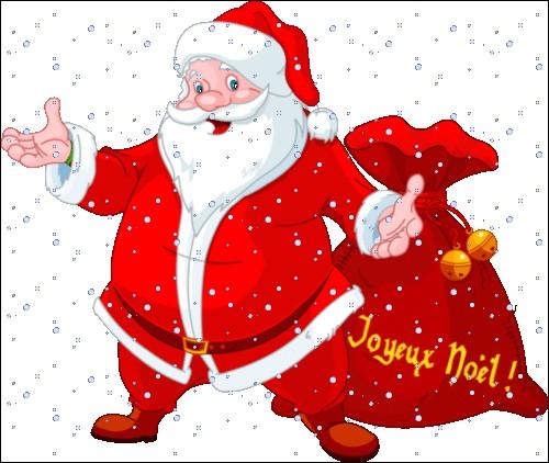 À Noël, on échange des cadeaux. Qui apporte ceux des enfants ?