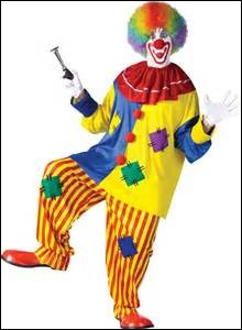 Que sent un prout de clown ?