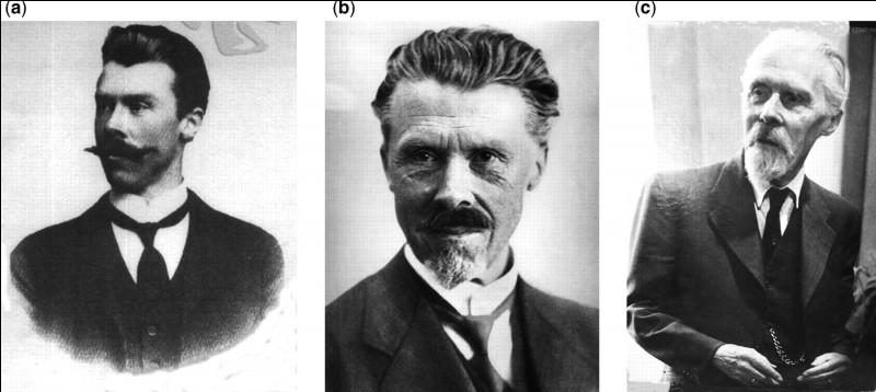 Friedrich von Huene (1875-1969) est l'un des plus fameux paléontologue allemand. Il a nommé plus de dinosaures que n'importe qui en Europe, environ...