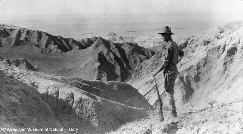 En 1923, il est le premier dans le monde à découvrir...