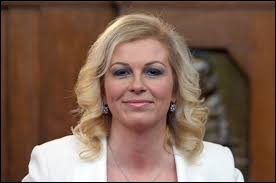 Élue en 2015, Kolinda Grabar-Kitarović dirige son pays depuis Zagreb, capitale de la...