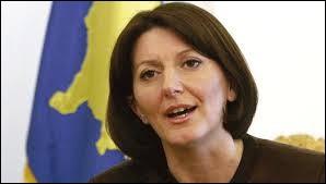 Atifete Jahjaga a présidé le Kosovo de 2011 à 2016. Où se trouve le siège du gouvernement de cet État ?