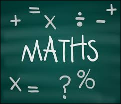 Les maths :