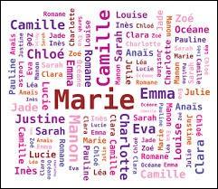 Lequel de ces prénoms préfères-tu ?
