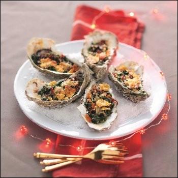 Pour ceux qui veulent casser un peu la tradition et déguster des huîtres d'une autre façon. Comment sont celles-ci ?