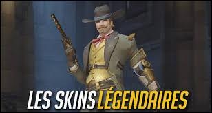 Combien y a-t-il de skins légendaires ?