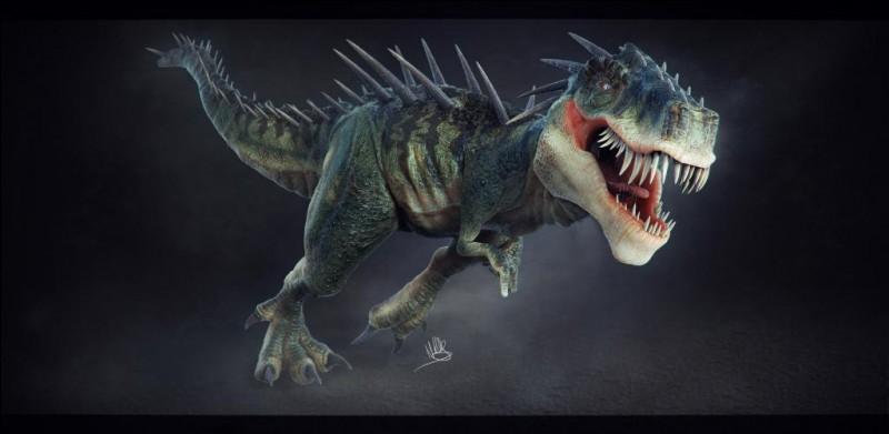 Dynamosaure fut le nom donné au premier squelette (très partiel) de tyrannosaure, découvert en 1900. Il avait été déterré aux cotés de plaques osseuses isolées. Ces plaques appartenaient en réalité à un autre dinosaure...