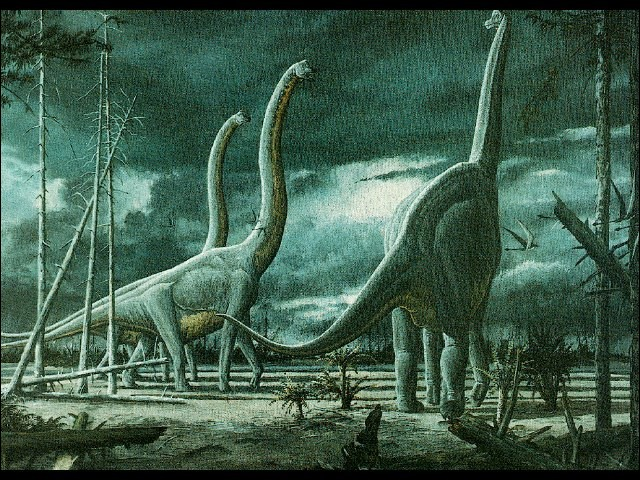 Quand j'étais enfant, l'ultrasauros (30 mètres de long, 20 de haut et un poids de 200 tonnes) était censé être le plus haut et lourd dinosaure que la Terre est portée. Aujourd'hui, il sait avéré que ce dinosaure était composé de 2 espèces trouvées dans la même carrière...