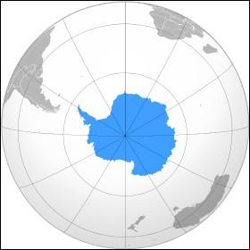 L'Antarctique est-il au pôle sud ou au pôle nord ?