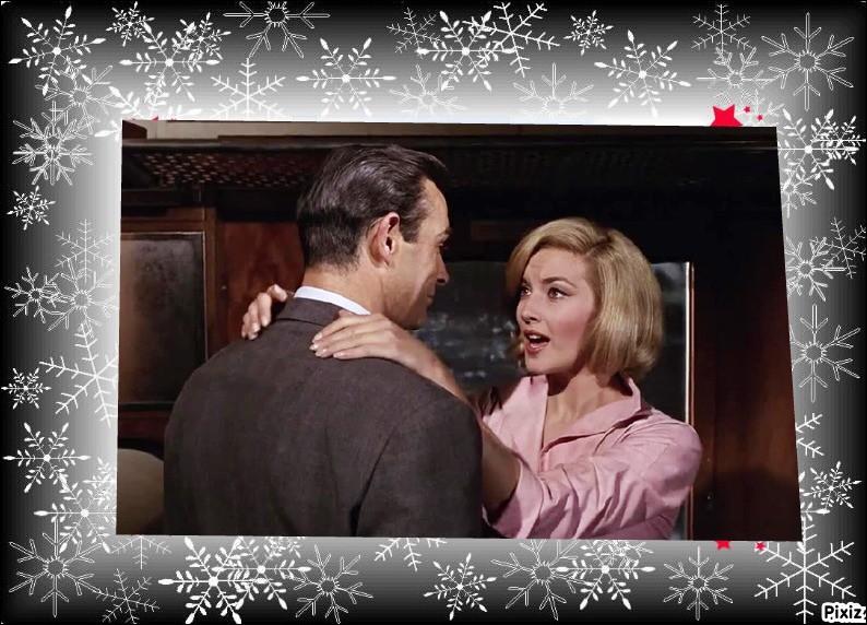 """Quel acteur incarnait James Bond dans le film """"Bons baisers de Russie"""" ?"""