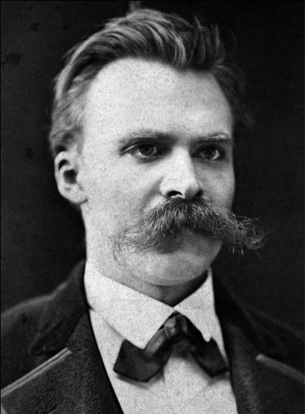 Quel ouvrage a publié le philosophe Friedrich Nietzsche ?