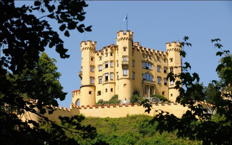 Quel est ce château de Bavière ?