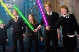 Dans quelle série retrouve-t-on Hermione Granger ?