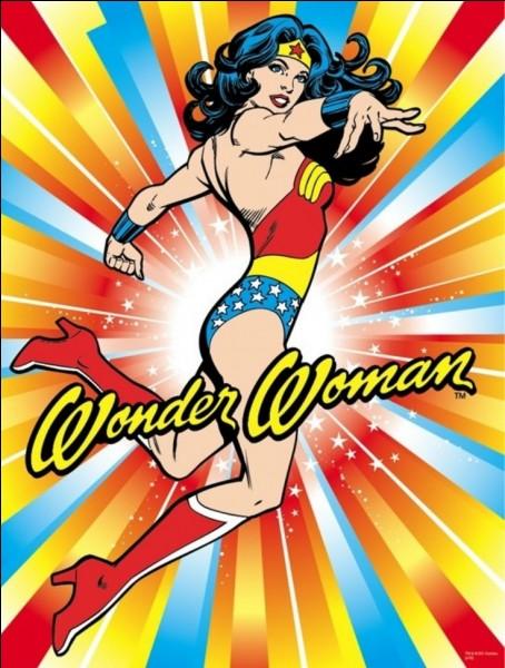 """W - """"Wonder Woman"""" a été ambassadrice de l'ONU pour l'émancipation des femmes et des filles."""