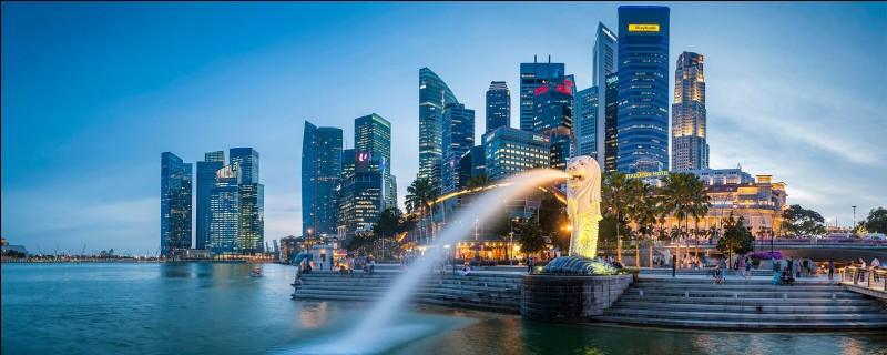 Quelle est la capitale de Singapour ?