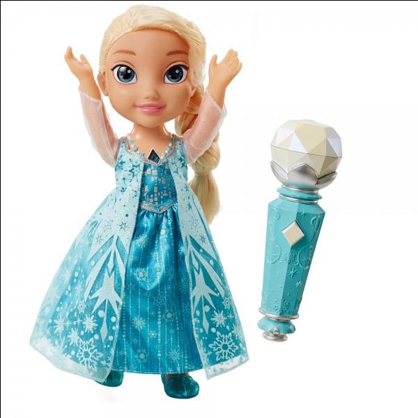 Anna adore les pouvoirs d'Elsa depuis qu'elle était toute petite. Et pourquoi ?