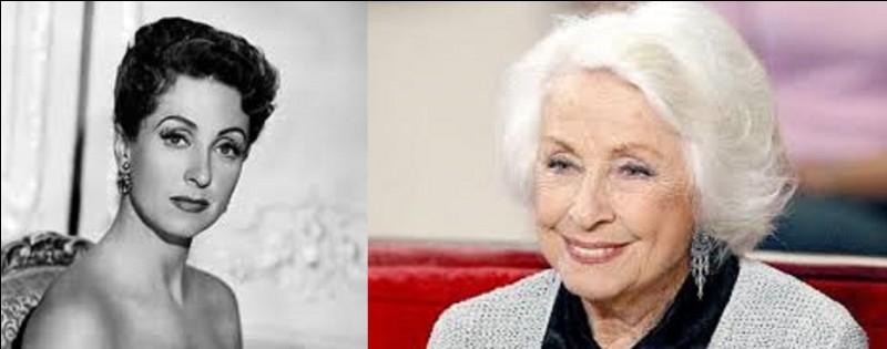 Actrice de cinéma, de théâtre, Danielle Darrieux naît le 1er mai à Bordeaux. C'est une des dernières actrices mythiques du cinéma, elle aborda pendant huit décennies tous les genres : des rôles de jeunes filles ingénues, aux jeunes filles romantiques de drames historiques, en passant par les mélodrames et les comédies. En 2003, elle reçoit le Molière de la meilleure comédienne. Pour quelle pièce ?