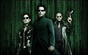 Quel est le nom de ce film où les personnages portent tous des lunettes de soleil ?